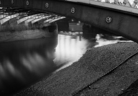 Bridge, Water & Chain (London)